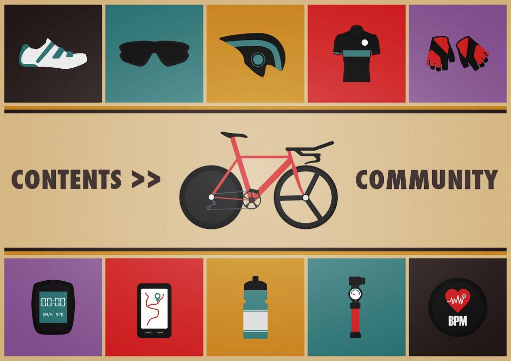 オウンドメディアからコミュニティを育ててマーケティングに活用するための3つのポイント